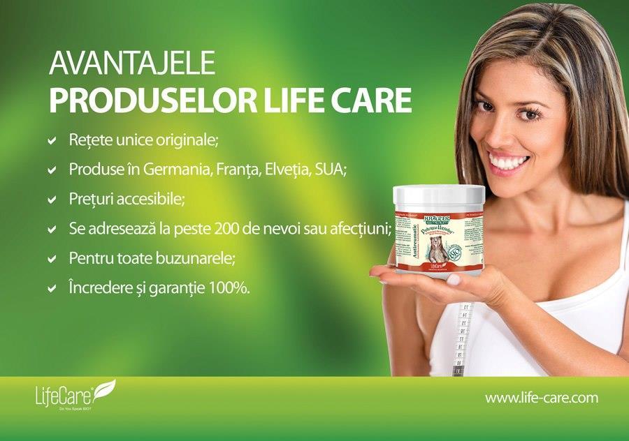produse life care in farmacii eliminați papiloma odintsovo